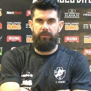 'Ficamos fora pelo início ruim', reconhece Fernando Miguel