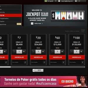 Bodog: Jackpot Sit & Go é opção para torneios fáceis, ...