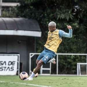 Santos faz treino técnico nesta sexta; Aniversariante, ...