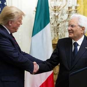 Presidente da Itália reforça 'profunda ligação' com os EUA