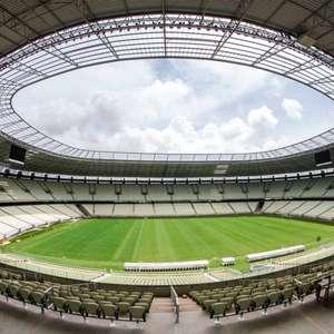 Castelão apresenta protocolo para retomada do futebol no ...