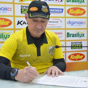 Novorizontino renova com o técnico Roberto Fonseca para ...