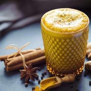 Leite dourado: bebida indiana ajuda a emagrecer e melhora a imunidade