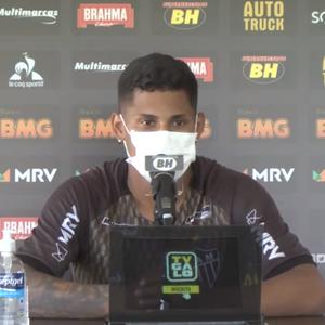 Maílton avalia trabalho de Sampaoli no Atlético-MG: ...