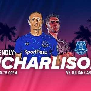 Richarlison vai representar o Everton em desafio de Fifa ...
