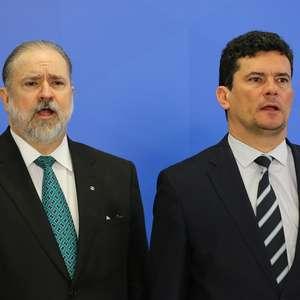 """Moro critica Aras e """"tentativa de revisionismo"""" da Lava Jato"""