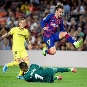 Barça viaja e encara forte Villarreal, que sonha com ...