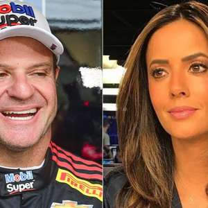 Apresentadora Paloma Tocci assume namoro com Rubens Barrichello