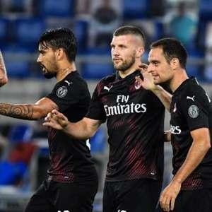 Lazio é goleada pelo Milan e praticamente dá adeus ao ...