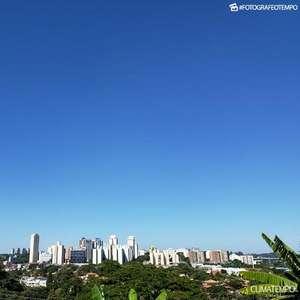 Temperaturas sobem mais em São Paulo neste domingo
