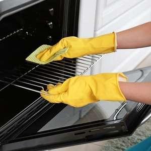Truques simples e rápidos para deixar o forno brilhante por mais tempo