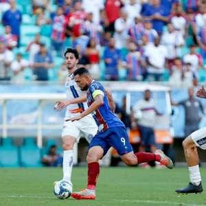Bahia melhora o seu desempenho na Copa do Nordeste em 2020