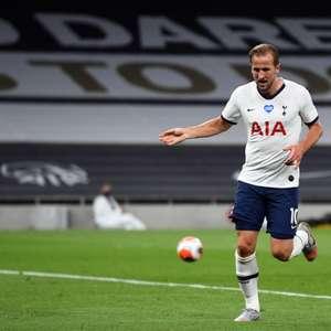 Tottenham tenta se recuperar de derrota contra o Everton