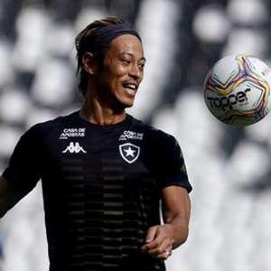 Honda, do Botafogo, questiona regulamento do Carioca: 'Nunca vi nem pênalti nem prorrogação'
