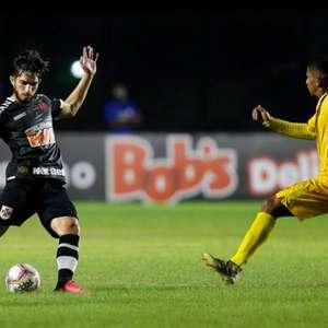 Andrey é o caminho para ajudar o Vasco a se superar em campo