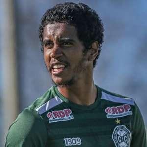Gabriel quer o Coritiba entre os principais times da temporada