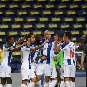 Sem tomar conhecimento do adversário, Porto goleia ...