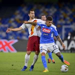 Napoli vence Roma e deixa disputa pela Liga Europa ainda ...