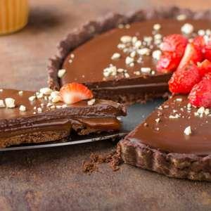 As melhores tortas de chocolate do mundo e que você vai ...