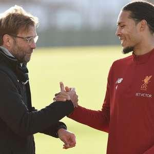 Van Dijk diz que escolheu ir para o Liverpool por causa ...