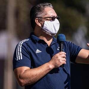 Rogério Micale fala sobre mentalidade ofensiva na base ...