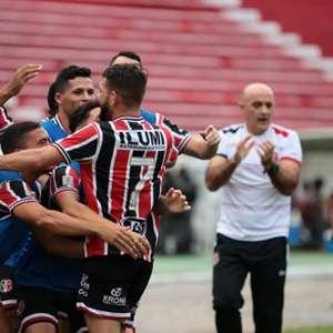 Saiba a situação do Trio de Ferro no Campeonato Pernambucano