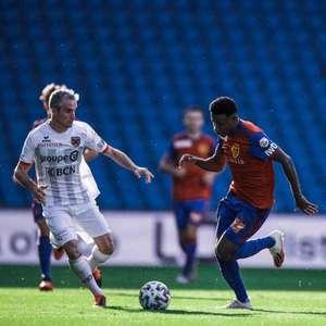 Ramires estreia como titular no Basel e se empolga: ...