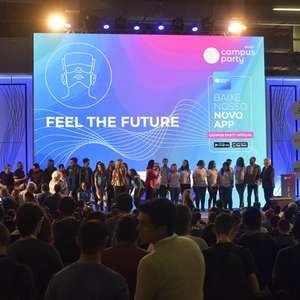 Primeira edição 100% digital da Campus Party conta com a ...