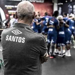 Saiba quantos atletas foram titulares com Jesualdo no Santos