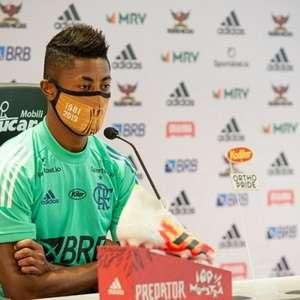 Bruno Henrique afirma não saber de informações ...
