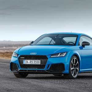 Audi vai trazer novos RS 4, RS 5 e TT RS Coupé este ano