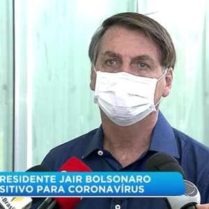 Bolsonaro com covid-19 era o que parte da imprensa queria