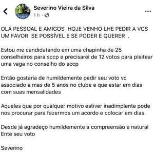 Comissão Eleitoral do Corinthians investiga pai de ...