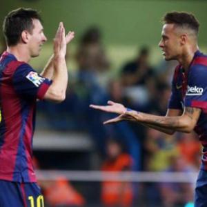 Presidente do Barcelona comenta polêmica de Messi e responde sobre Neymar