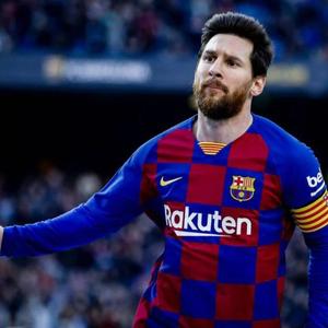 Patrocinador da Inter de Milão afirma que ajudaria o clube a contratar Messi