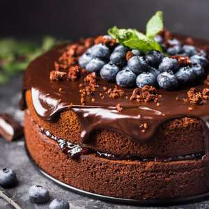 9 coberturas de chocolate para deixar seu bolo ainda ...