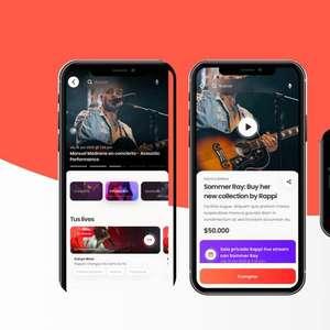 Rappi lança streaming de música e ferramenta de lives ...