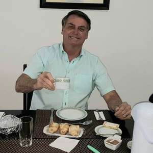 Bolsonaro diz 'estar muito bem' com uso de cloroquina e ...