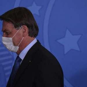 Bolsonaro é alvo de escárnio após contrair covid-19