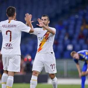 Roma vence o Parma de virada e mantém o quinto lugar na ...