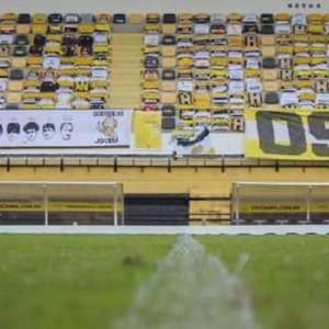 Volta do futebol no Catarinense tem igualdade sem gols ...