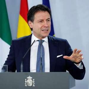 Primeiro-ministro da Itália descarta novo lockdown