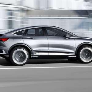 Audi revela mais um SUV cupê: o Q4 Sportback E-tron