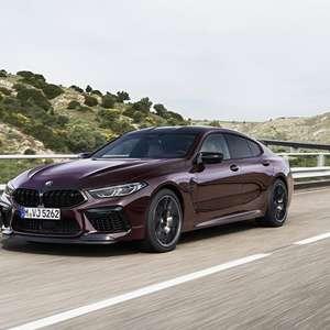 BMW M8 Competition começa a ser vendido por R$ 1,137 milhão