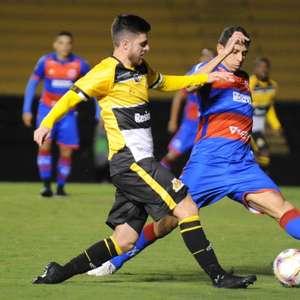 Criciúma e Marcílio Dias empatam sem gols na volta do ...