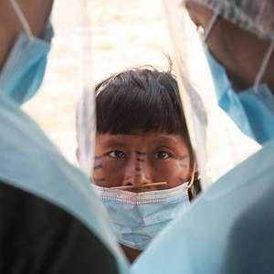 Bolsonaro esvazia lei de proteção a indígenas na pandemia
