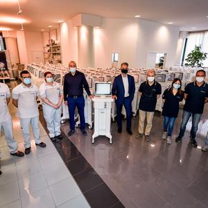 FCA passa marca de 3 mil respiradores produzidos na Itália
