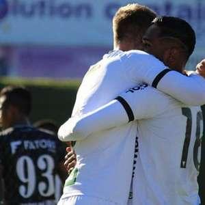 Figueirense e Brusque largam na frente nas quartas de final do Catarinense