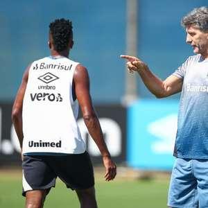 Reencontro de Renato com o elenco do Grêmio deve ocorrer ...