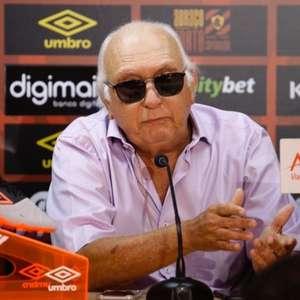 Presidente do Sport sobre situação financeira do clube: ...